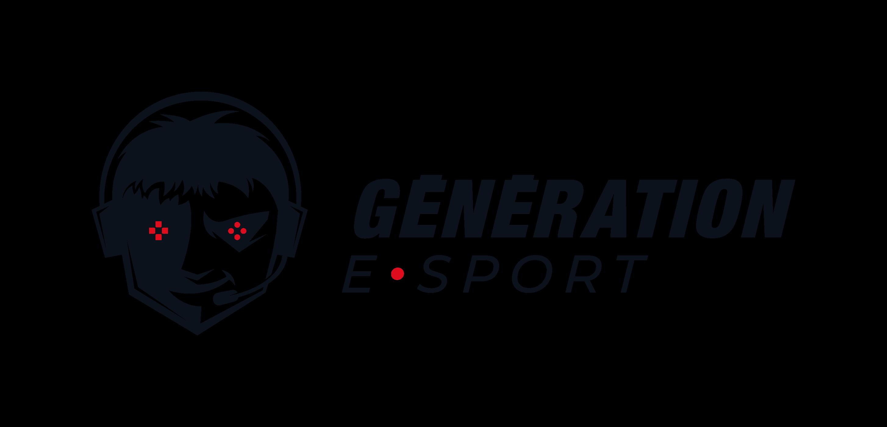 Logo de Génération Esport